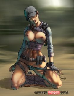 Forty More Hentai Pics Of Jill Valentine From Resident Evil 41