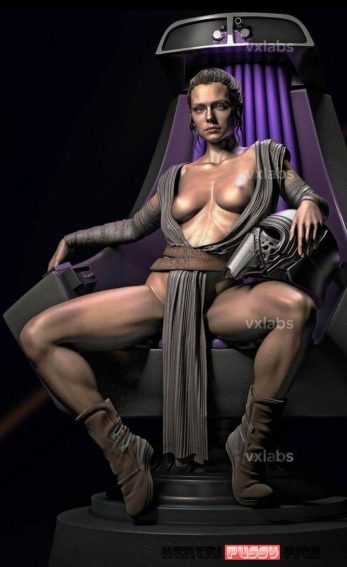 Forty More Hentai Pics Of Rey From Star Wars 13