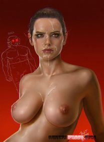 Forty More Hentai Pics Of Rey From Star Wars 15