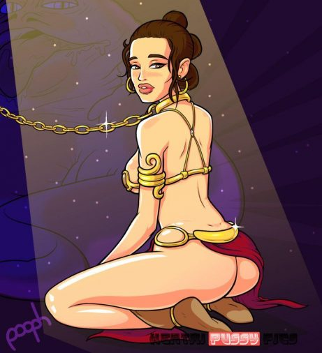 Forty More Hentai Pics Of Rey From Star Wars 21
