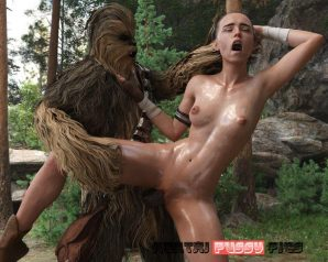 Forty More Hentai Pics Of Rey From Star Wars 31