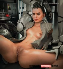 Forty More Hentai Pics Of Rey From Star Wars 4