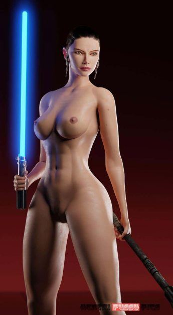 Forty More Hentai Pics Of Rey From Star Wars 41