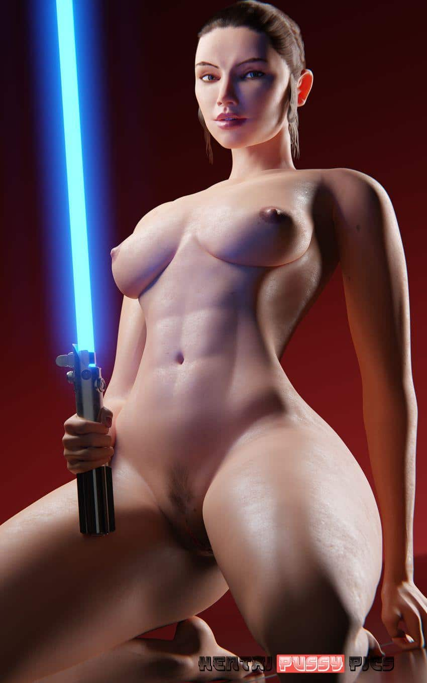 Forty More Hentai Pics Of Rey From Star Wars 42