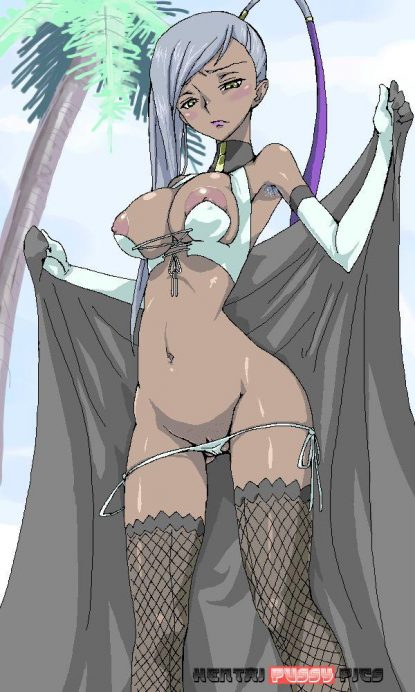 Forty More Hentai Pics Of Villetta Nu From Code Geass 23