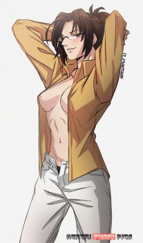 Thirty more Hentai Pics Of Hange Zoe From Attack on Titan 2