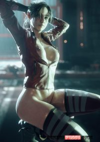 Thirty More Hentai Pics Of Claire Redfield From Resident Evil 13