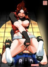Thirty More Hentai Pics Of Claire Redfield From Resident Evil 17