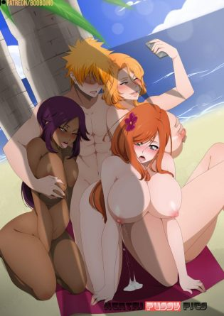 Thirty More Hentai Pics Of Orihime Inoue From Bleach 19