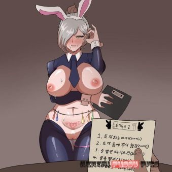 Forty Hentai Pics Of Riven From League Of Legends 20