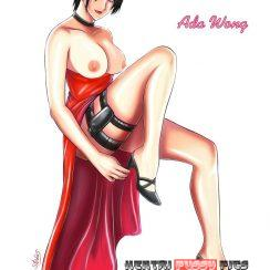 Forty More Hentai Pics Of Ada Wong From Resident Evil 8