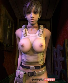 Forty More Hentai Pics Of Rebecca Chambers From Resident Evil 12