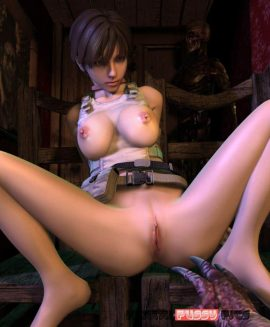 Forty More Hentai Pics Of Rebecca Chambers From Resident Evil 22