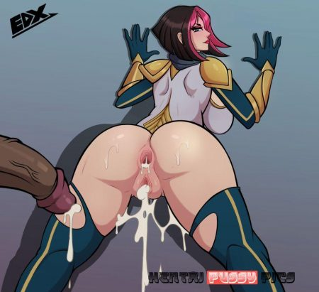 Thirty More Hentai Pics Of Fiora From League Of Legends 11
