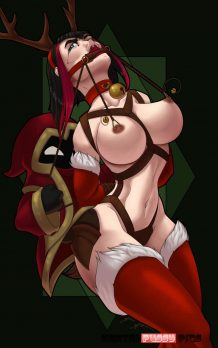 Thirty More Hentai Pics Of Fiora From League Of Legends 18
